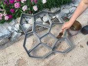Продажа форм для изготовления садовой дорожки