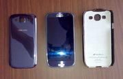 Cмартфон Samsung Galaxy S III 16GB [i9300]. Цвет Pebble Blue.
