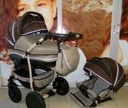 Детская коляска Zippy Vip 2в1 б/у