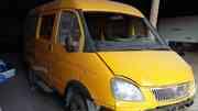 Автомобиль ГАЗ-32213 не на ходу