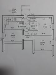 Продам 3х комнатную квартиру по ул.Спортивная, 34-2